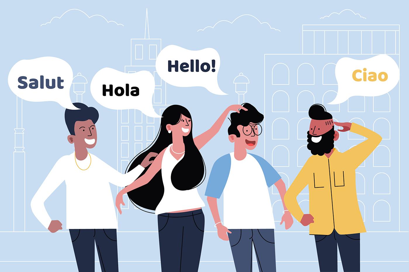 OctaFX Multilingual Support