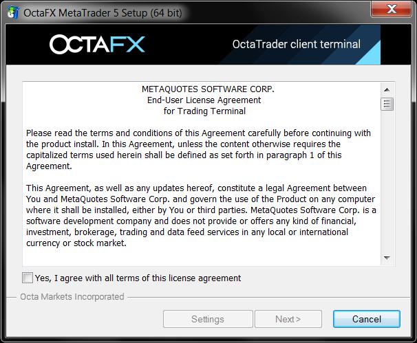 Download, Install and Login to OctaFX MetaTrader 4 (MT4), MetaTrader 5 (MT5), cTrader for Web, Desktop, Android, iOS