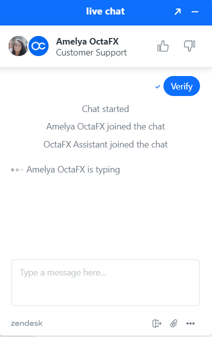 How to Contact OctaFX Support