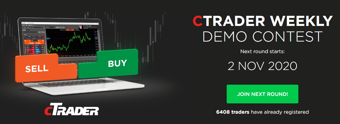 OctaFX Trader Weekly Demo Trading Contest - Up to 400 USD